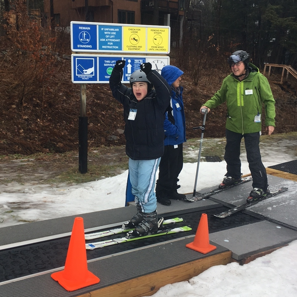 Adaptive Ski Trip     In January of 2017 The Tommy Brull Foundation sponsored and funded an adaptive ski trip for the Special Education Core students from South Side High School in Rockville Centre. A group of 30 students enjoyed a full day of skiing at Windham Mountain Resort guided by wonderful staff of the Adaptive Sports Foundation.