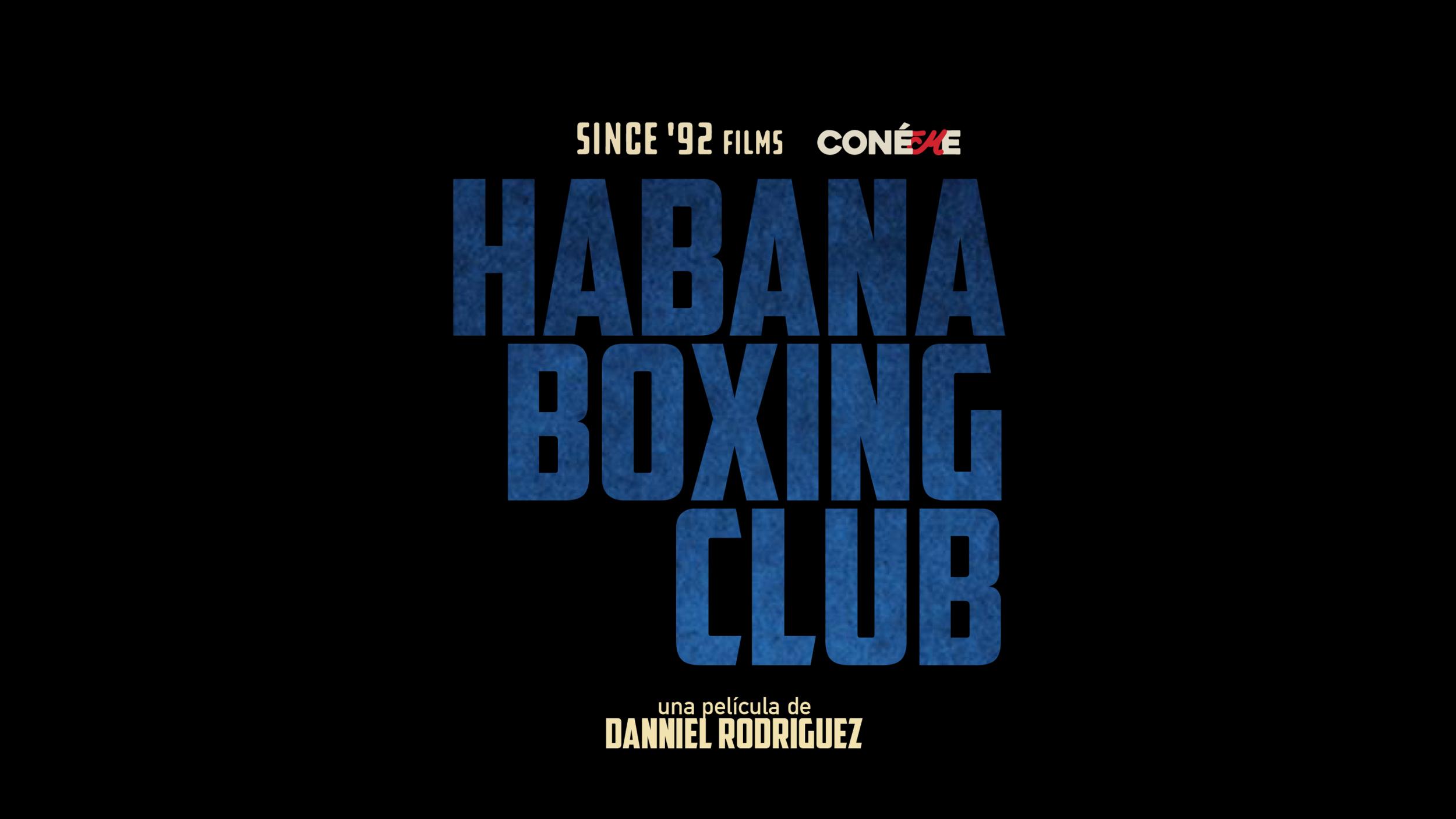 Display Art,   Habana Boxing Club   (2018) Dir. Danniel Rodríguez