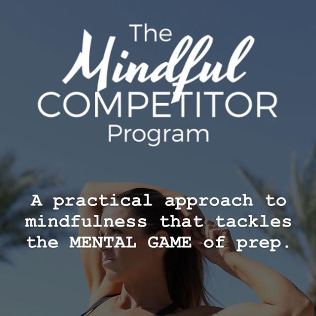 Hey guys, @amandafreick here... and I have something to say. . . . After years of competing, and creating suits for hundreds of amazing athletes, I started to realize that the resources for incredible diets and kick ass workouts were plentiful... but help with the MENTAL side of prep only came if you had a very specific type of coach. Most of my clients didn't... again, they had GREAT coaches for what they hired them for (the nutrition and workouts) but more often than not they were in my office during peak week freaking out. Feeling not ready, being sad about relationships that had taken a hit due to this new lifestyle, feeling judged by their friends, questioning their relationship with food and THEMSELVES... girl, I was RIGHT THERE TOO. The amount of tears shed in the AmandaLouise office would surprise you, or maybe not if you've been there too. . . . It has taken years of self work, soulful mentorship, and trying everything under the sun to find what worked for me to help break what I call the bikini brain f*ck. And I'm still a work in progress. I knew what I had learned NEEDED to be shared more than just through chats with clients on suit pick up day... so I poured me heart and soul into guided meditations, journaling prompts, videos, and more and have packaged it up into a PRACTICAL approach to this whole mindfulness thing. The Mindful Competitor Program is designed to be used by you, the athlete, during prep. I'm so proud of this content and can't wait to help as many women as possible step on stage as their BEST SELVES. You can learn more through the link in our bio and also on our IGTV. If you have Any Questions and all... please DM!!! I would be HONORED to help you slay the stage in 2019. 🙏🏻❤️