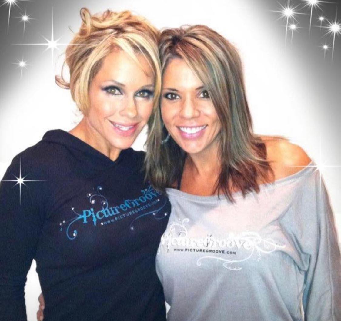 Sarah Lyons & Monica Brant -
