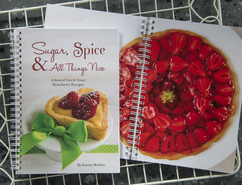 Strawberry Recipe Book