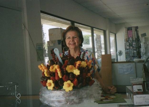Gloria Alvarez, founder of Gloria's Cake & Candy Supplies