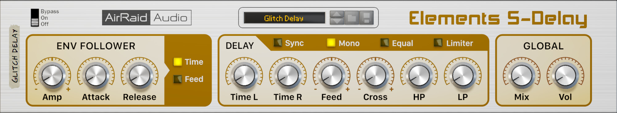 Elements S-Delay FRONT