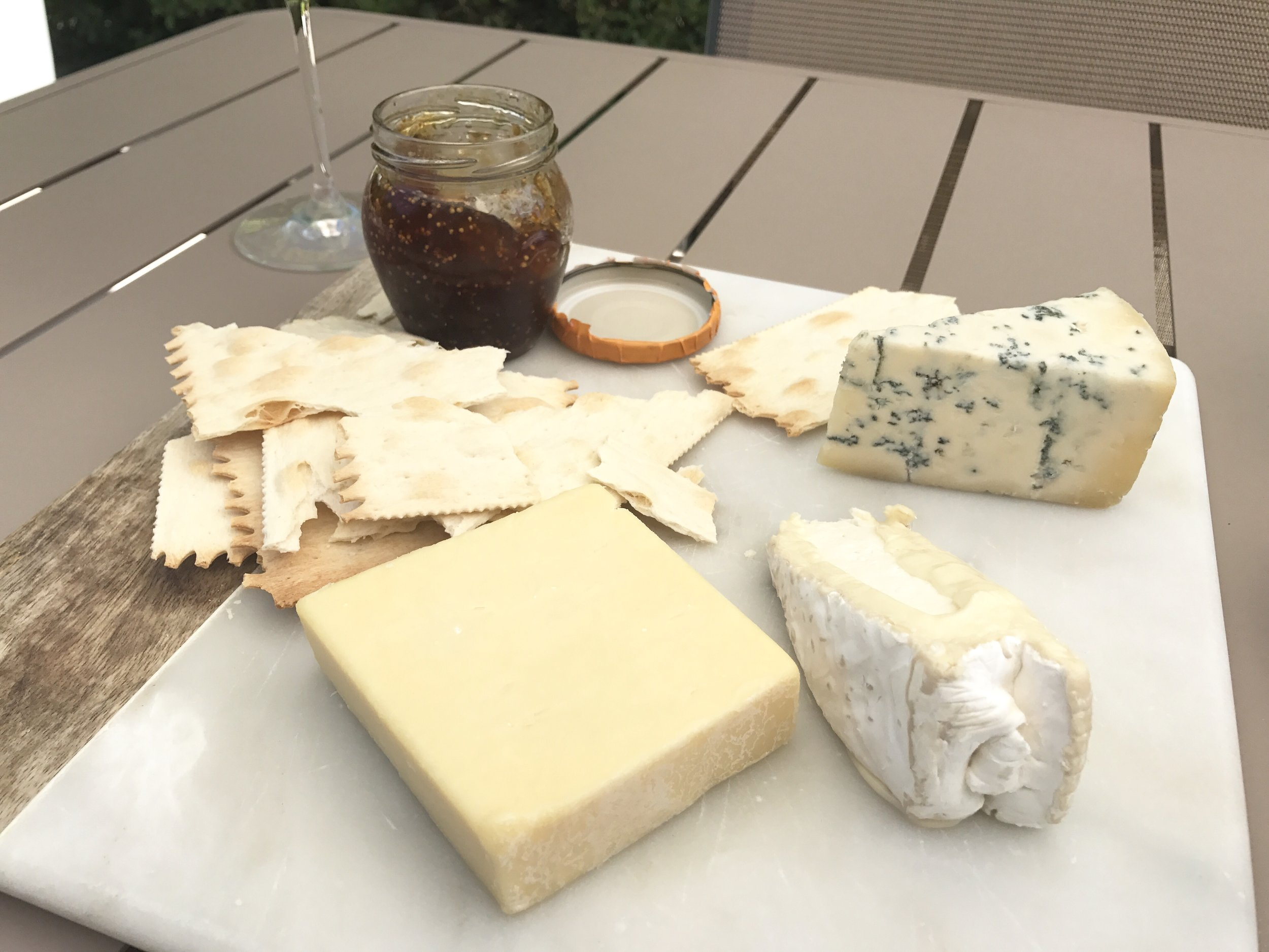 A new tradition - Saturday afternoon cheese board <3