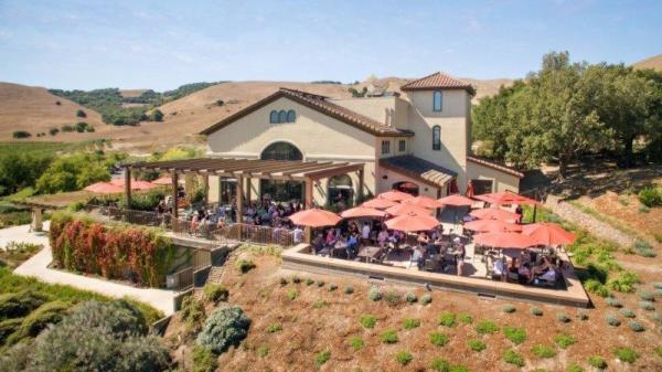 Gloria Ferrer - Caves and Vineyards