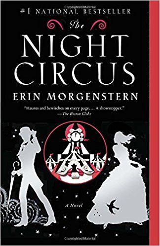 "Erin Morgenstern ""The Night Circus"""