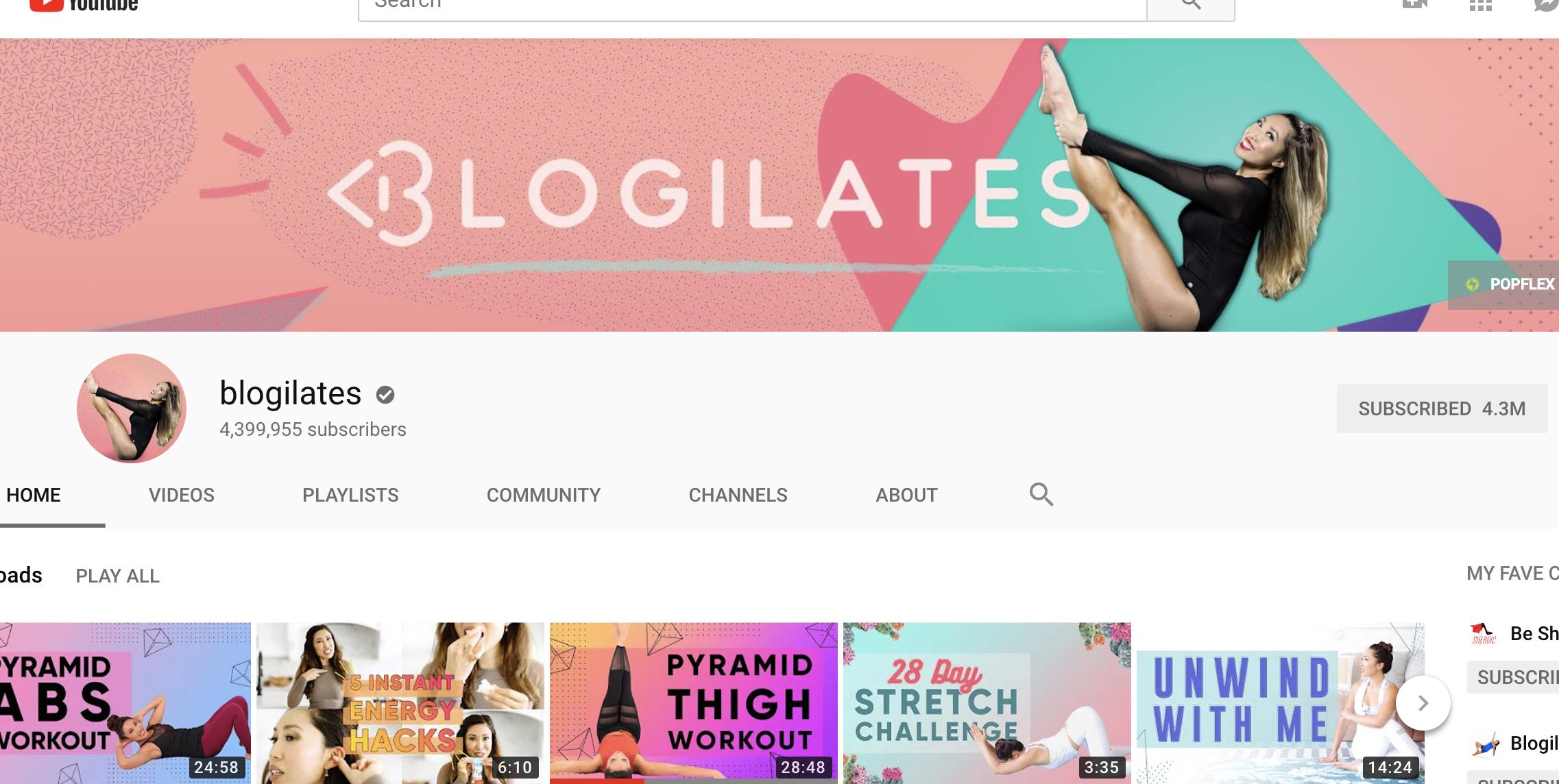 Blogilaties / Popilaties