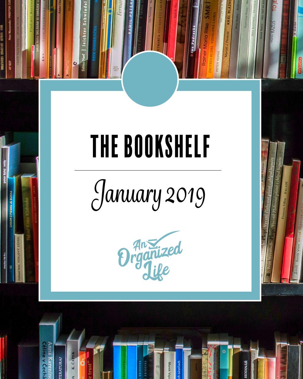 The Bookshelf 2019