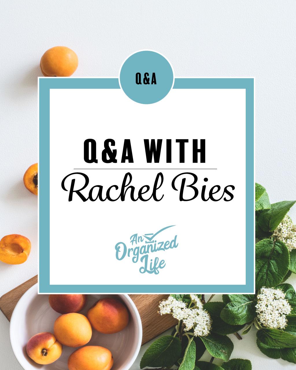 Rachel Bies Nutrition