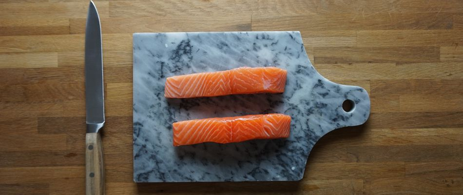 Perfect Air Fryer Salmon - by Amanda Cooper!