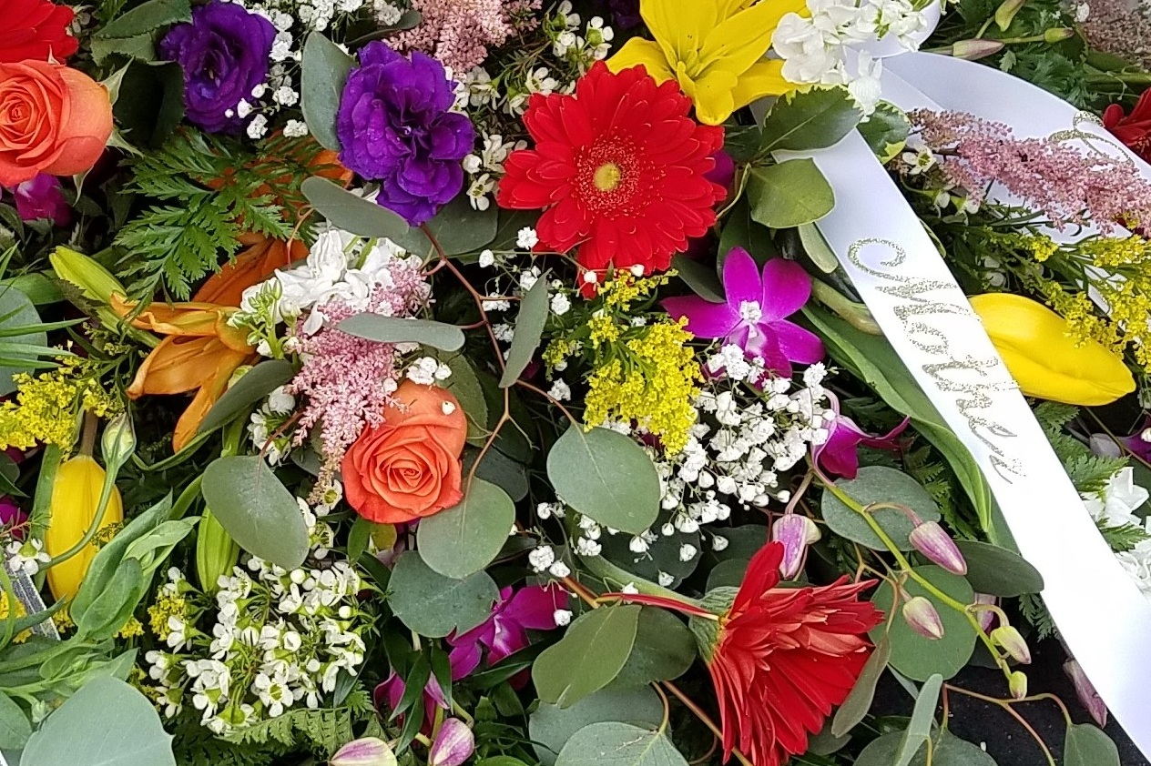 FUNERALSCelebrate the life of your loved one in a beautiful way. -