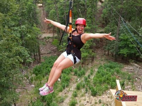 Rugaru Adventures Ziplining