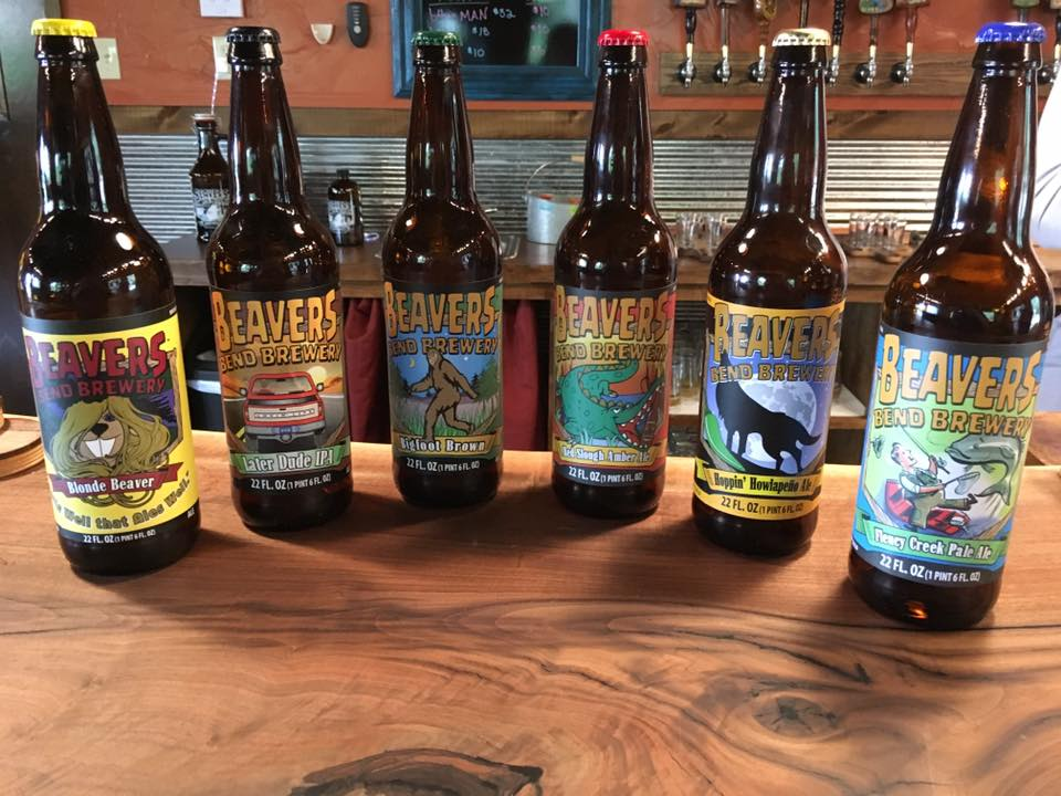 Beavers Bend Brewery & Taproom