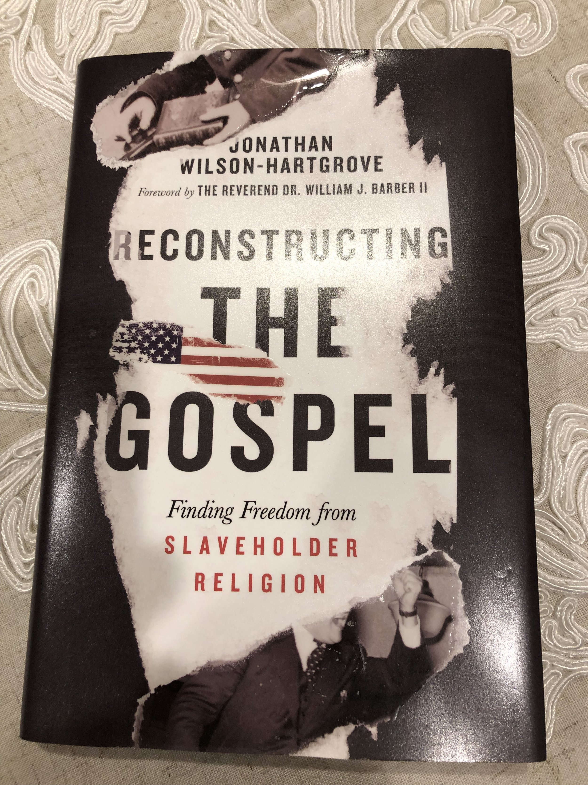 """Book Group   The Book Group meets for discussion on Tuesdays at 10 am. They are currently reviewing """"Reconstructing the Gospel"""" and will reconvene after the holidays on January 22nd 2019."""