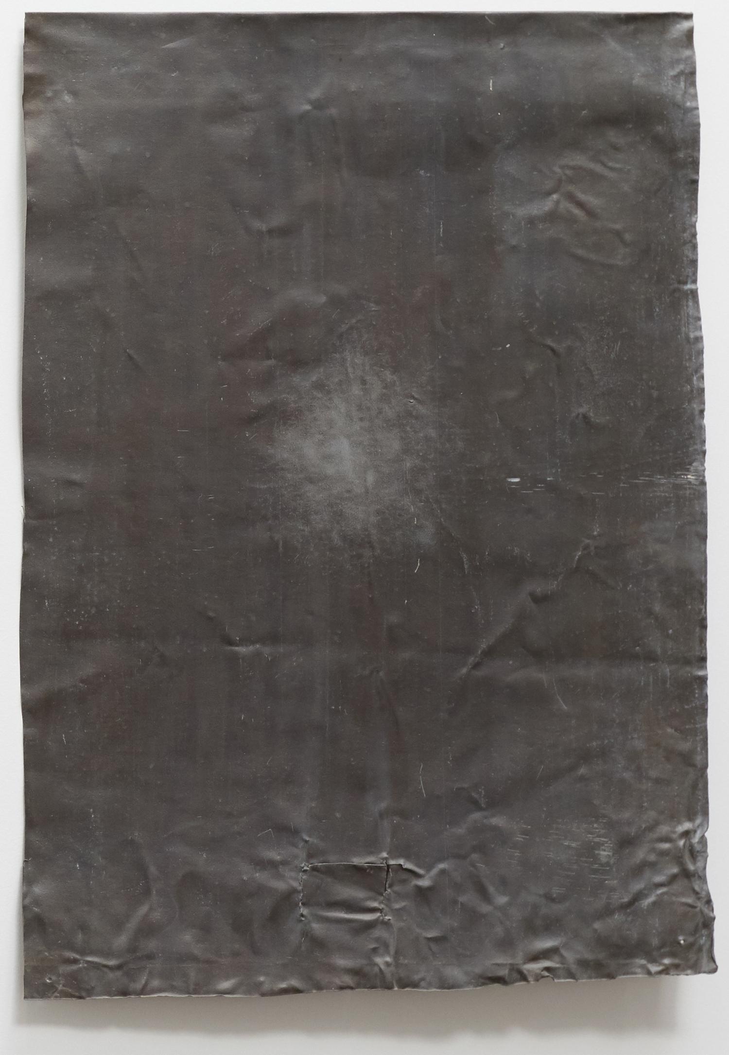 DAVID MERRITT  oxide drawing (1)  2016 lead 25.5 x 18 inches