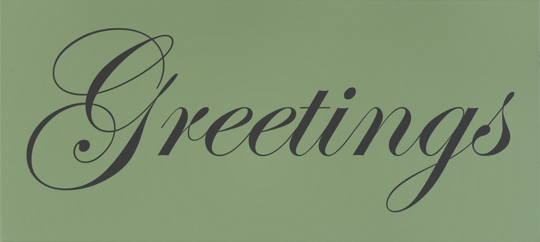 Greetings 2010