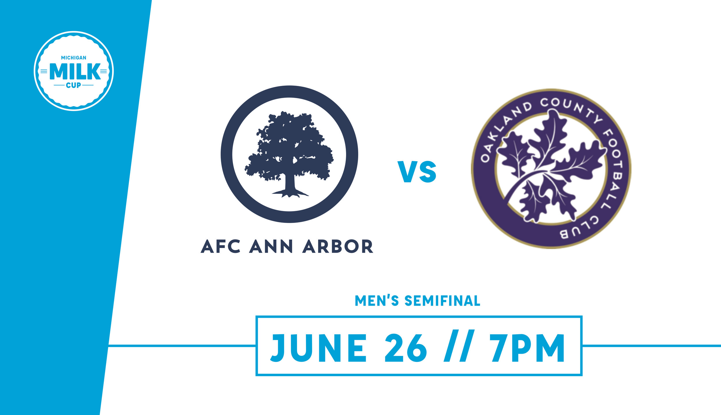 Hosted by AFC Ann Arbor at Concordia University