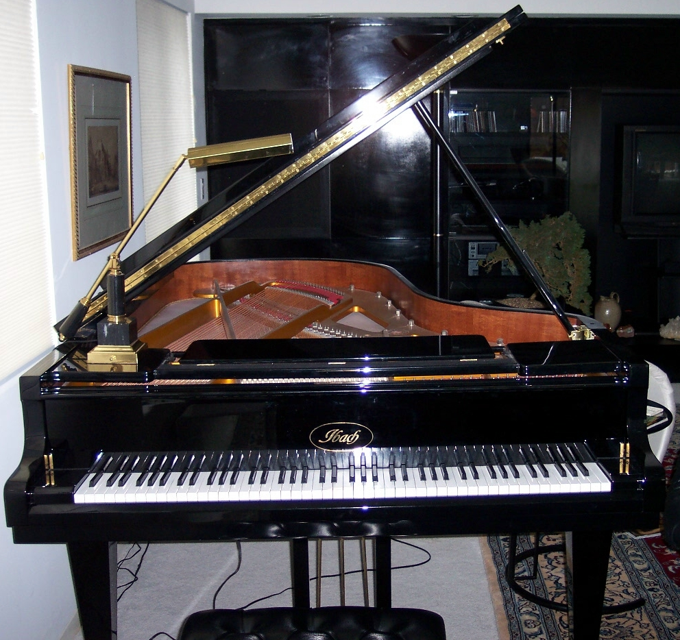Ibach F-III Richard Strauss Semi-Concert Grand