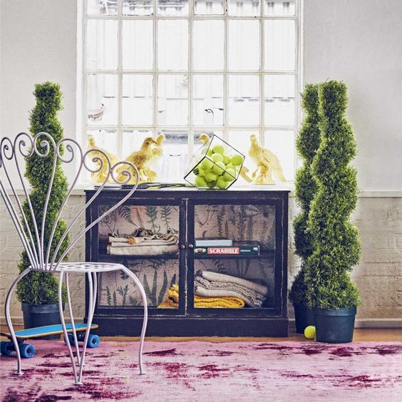 Image from Ideal Home - Velvet Area Rug