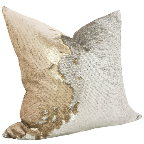 Mermaid Pillow for the Sofa! Bringing in another element of Water.
