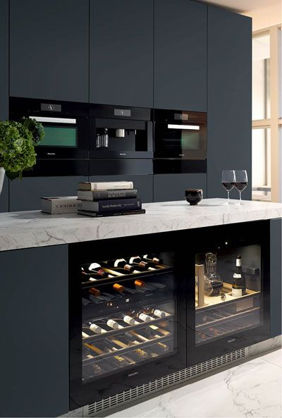 Miele Under-counter Wine