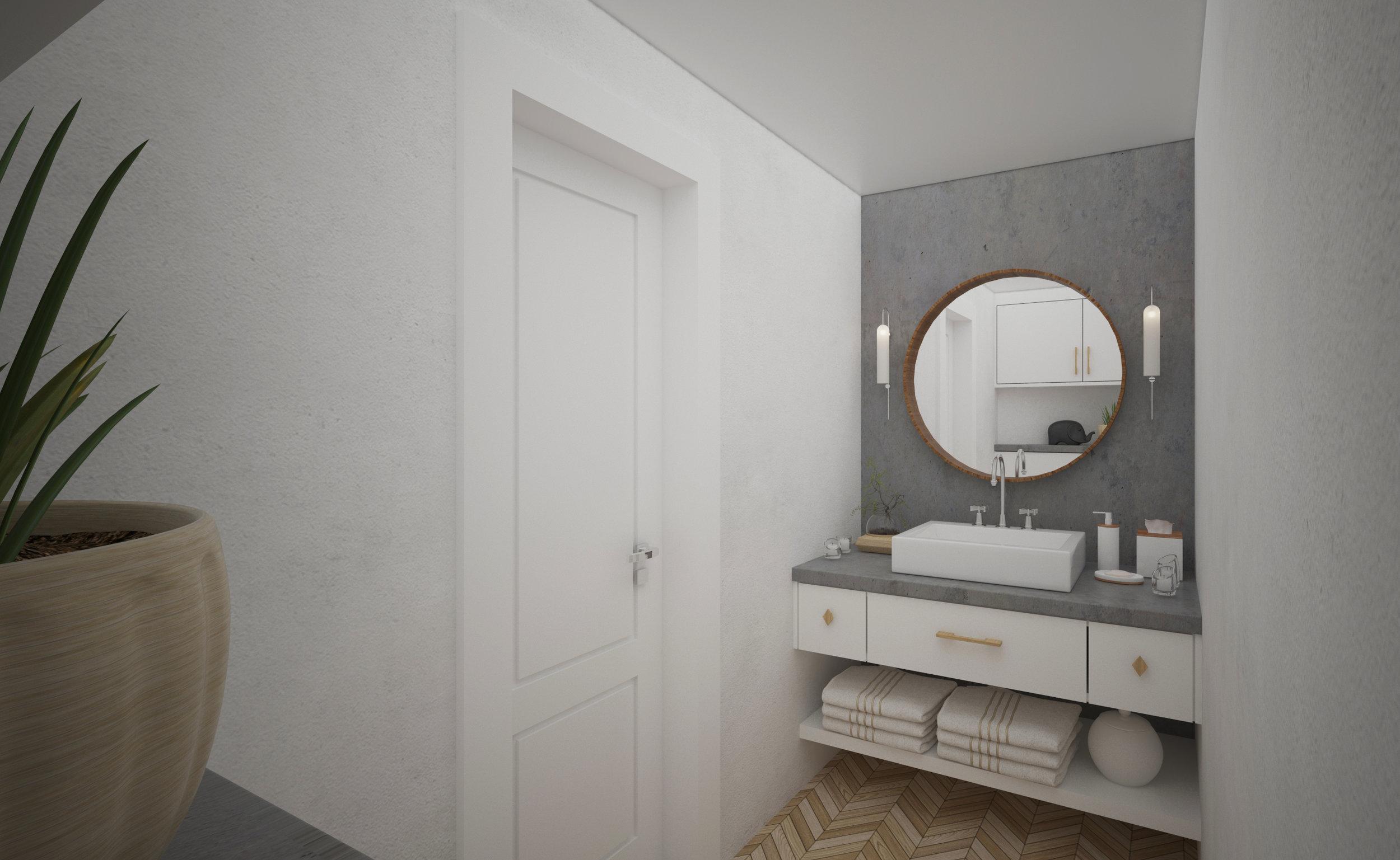 Guest Bath Remodel, Monterey California