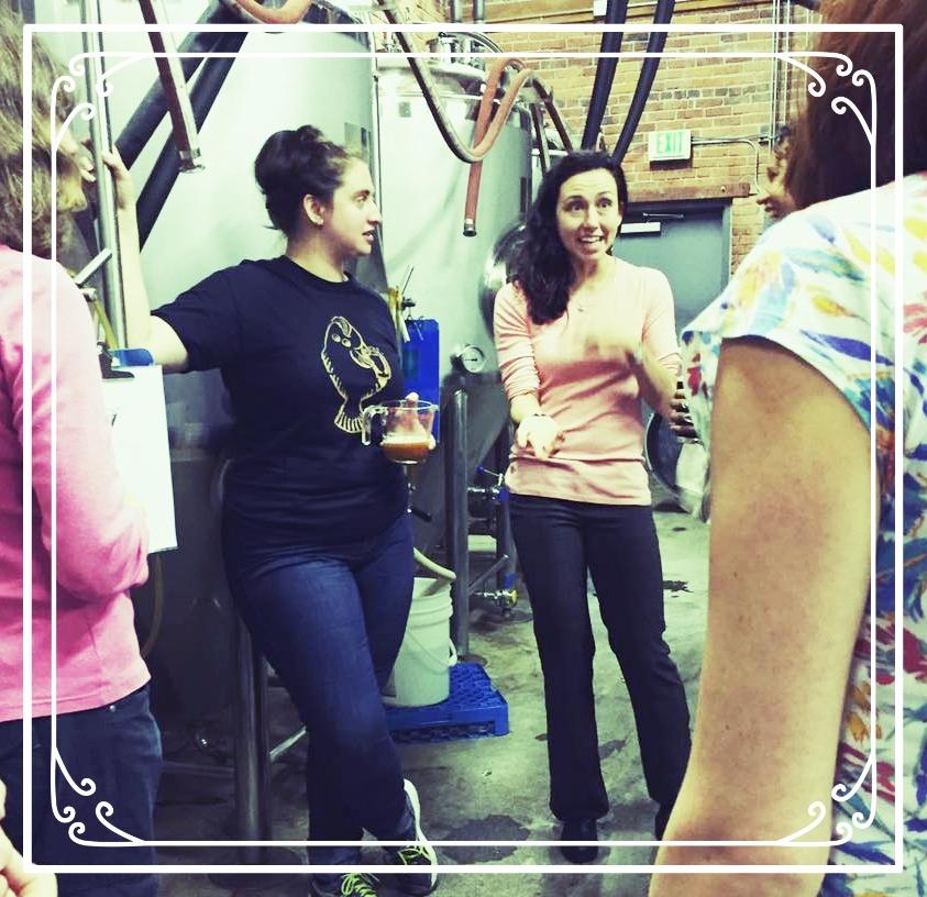 Beer Necessities Seattle - Women Who Love Craft Beer (Founder)