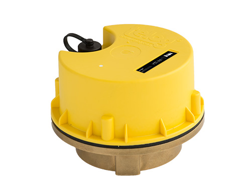 wireless hydrant pressure recorder