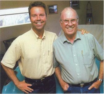 Bob kay and his father