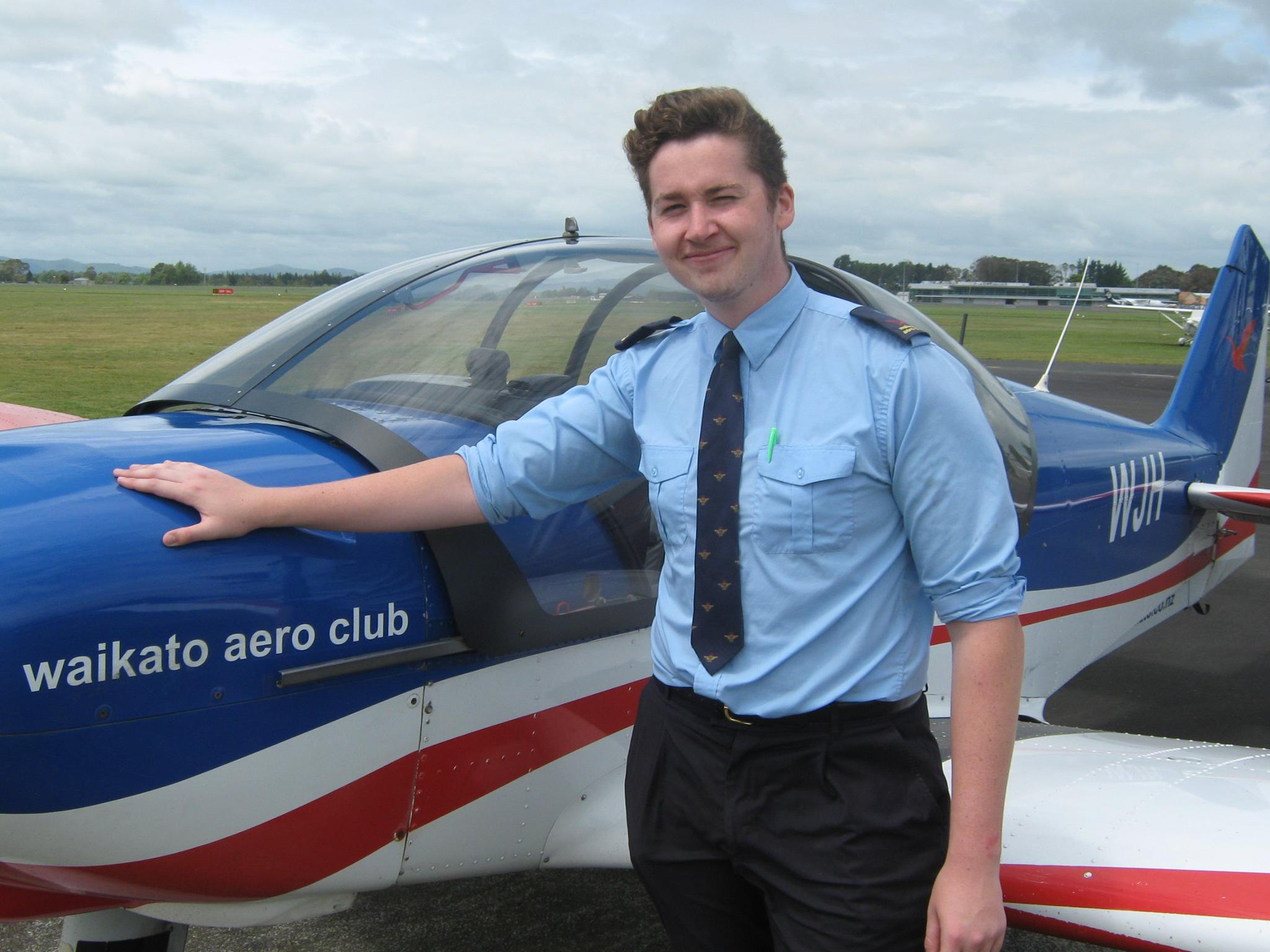 DIPLOMA IN AVIATION — Waikato Aviation