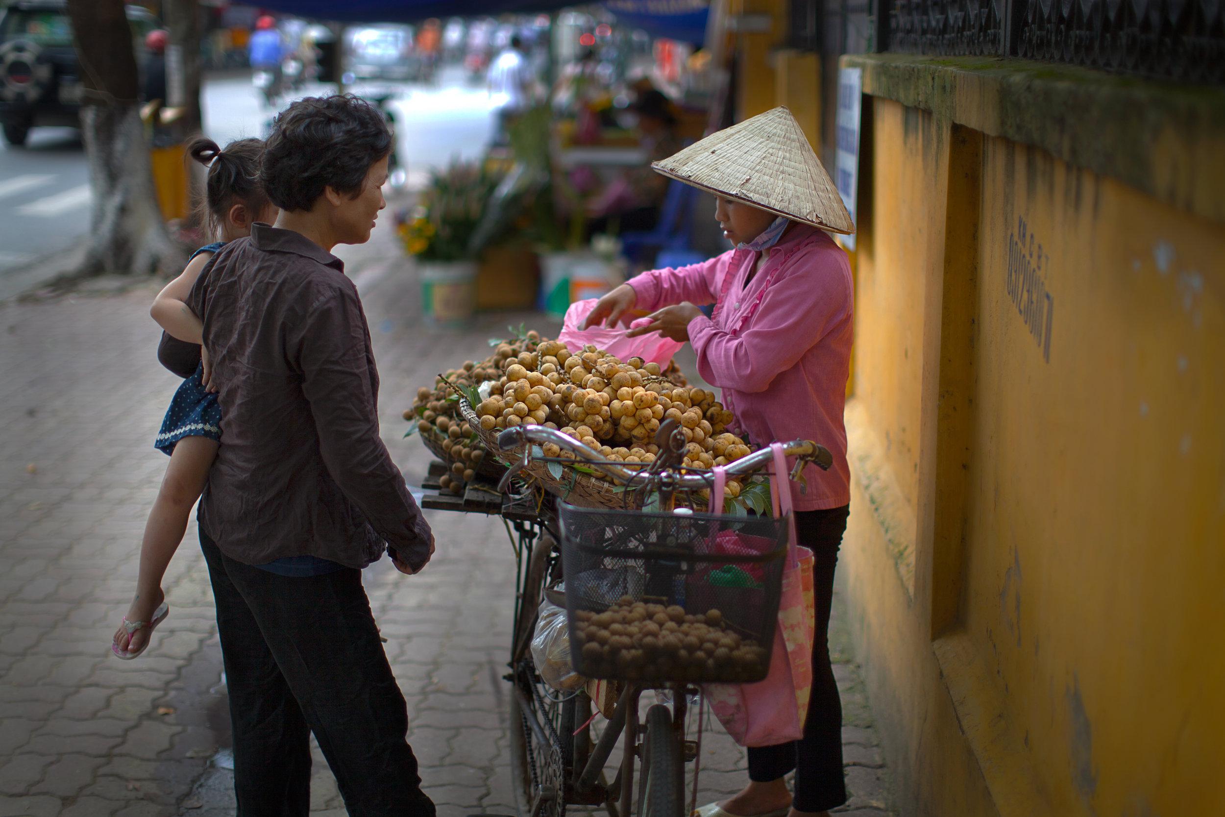 A Cart in Saigon