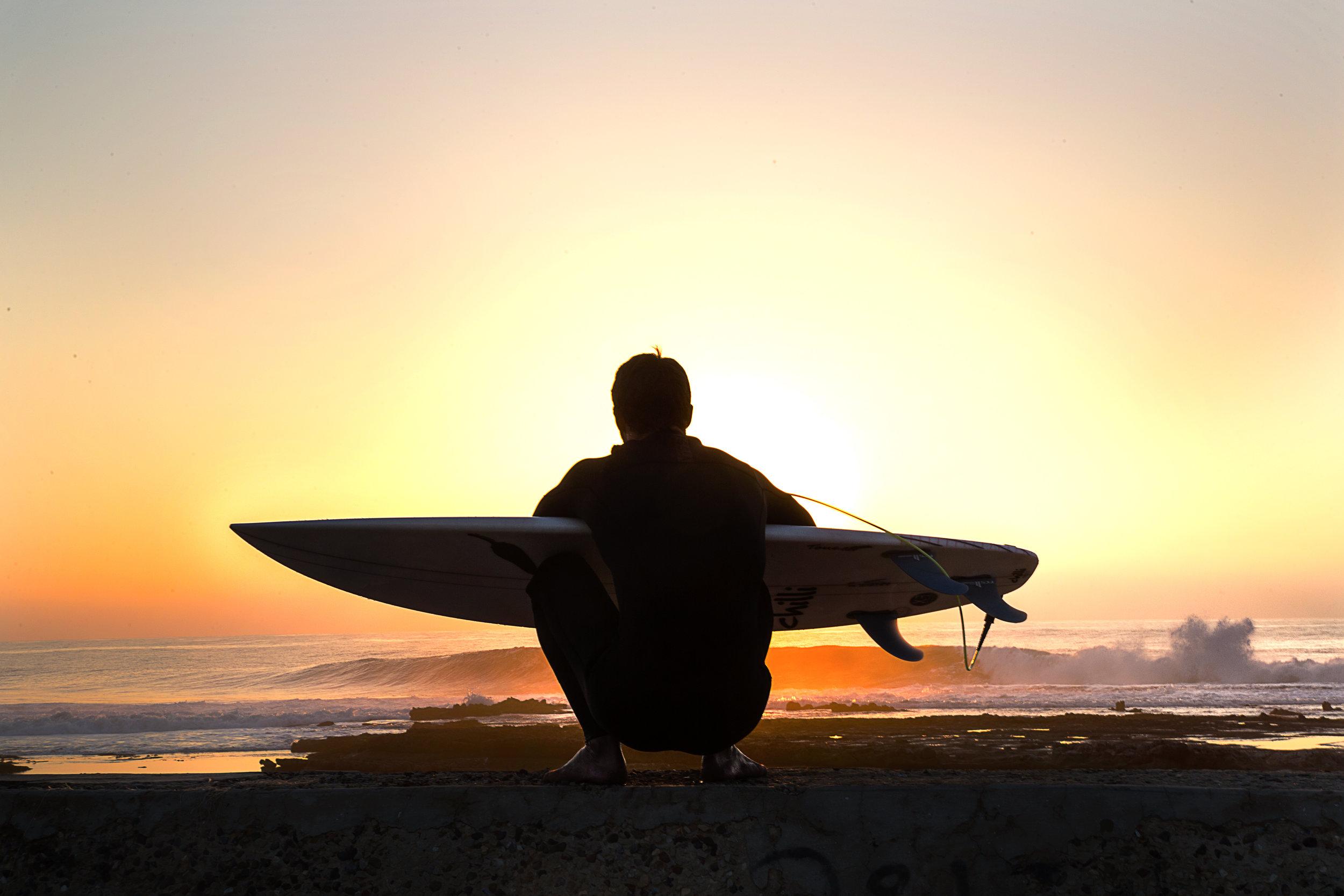 Surfer, Imsouane