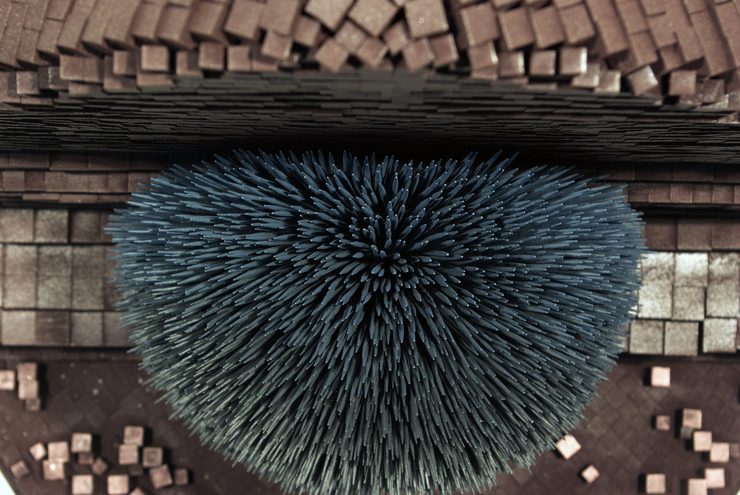 detail of  brink