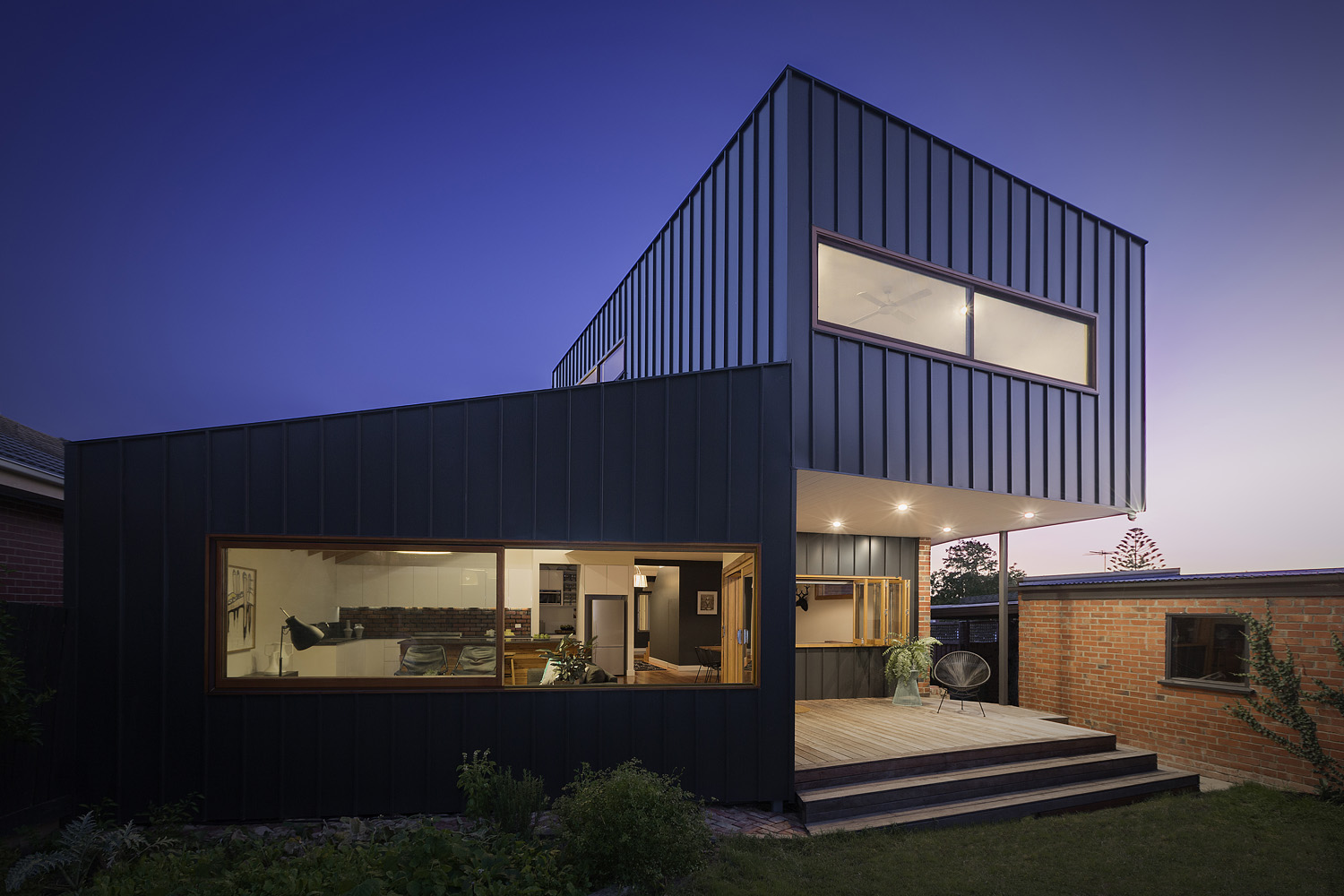 <i>reno, award</i>Brick Home Extension - Glen Iris