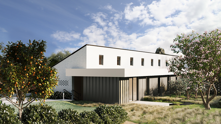 Rural Medical Centre, Passive House, Commercial, Off-The-Grid