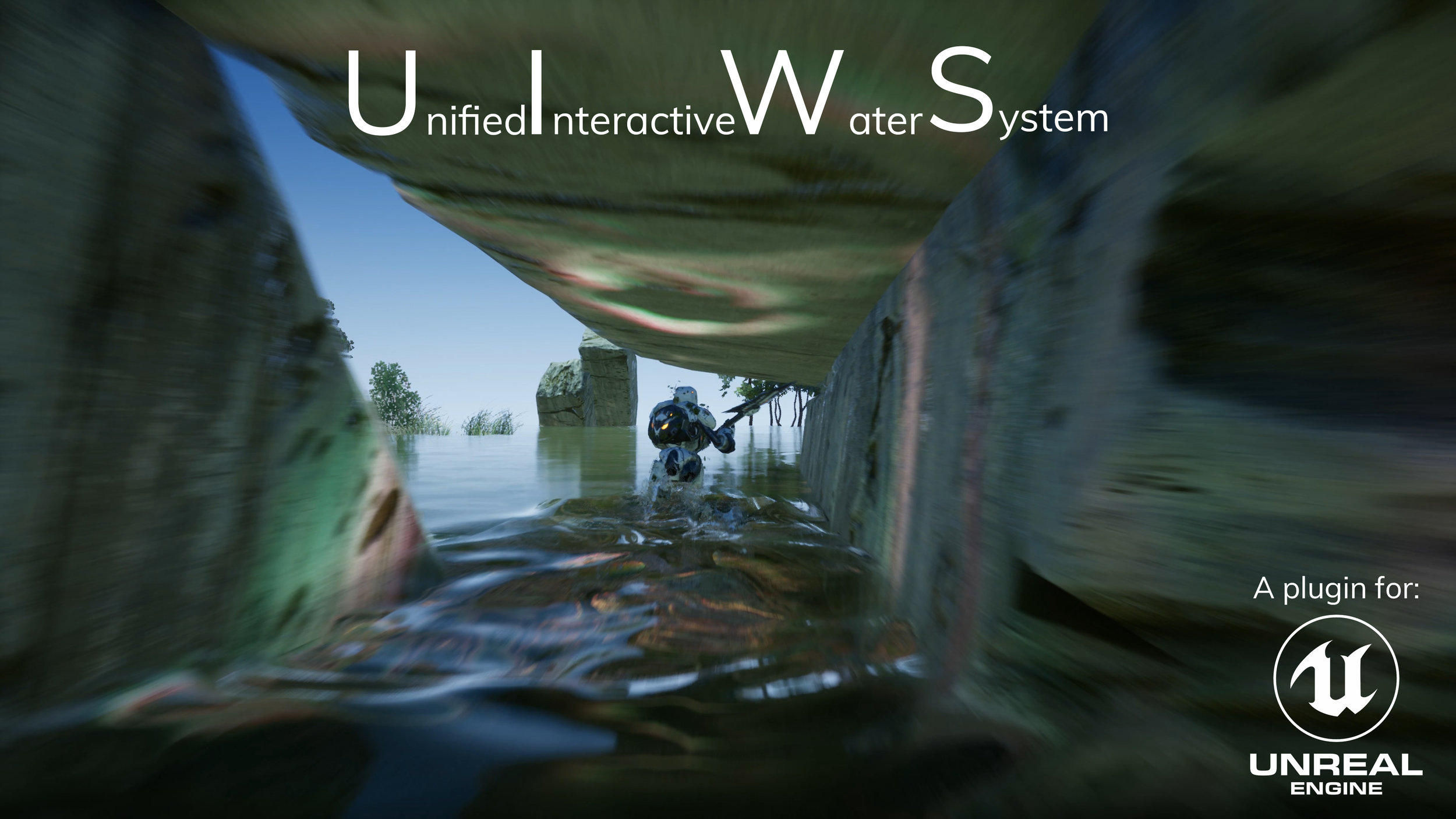 UIWS Deep Dive - Deep dive into the how's and why's behind my new plugin that adds interactive water with caustic lighting to UE4!