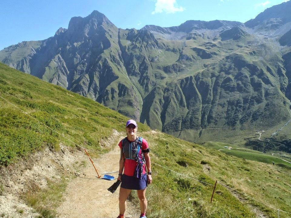The Alps of Switzerland, preparing for UTMB ( Ultra Trail Mont Blanc)