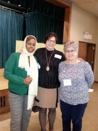 Farhio Khalif, Joan and Ann Styx