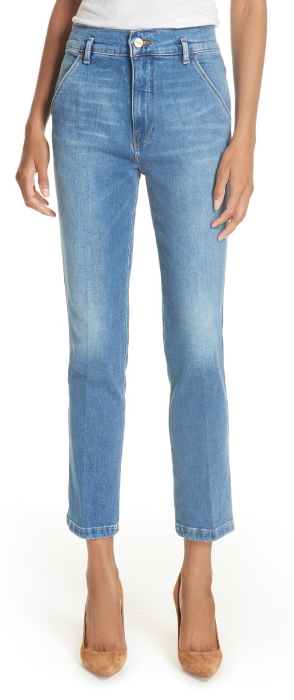 FRAME - Le Slender Straight Leg Jeans $173.90