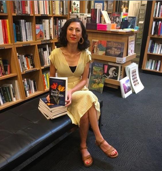 Visiting The Avenue Bookstore