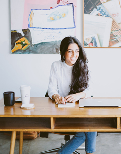 Aiming to bring Art back into common conversation, Chelsea Neman co-founded Tappan to change the way emerging artists connect with their collectors and the world. Tappan is a curated platform that supports emerging artists by sharing their work through e-commerce, crafting digital context, and a recently-opened physical space in Los Angeles. Tappan's main goal is to change both collectors' and artists' relationship with the arts and between each other. Tappan has and will continue to change the way the next generation experiences art buying.