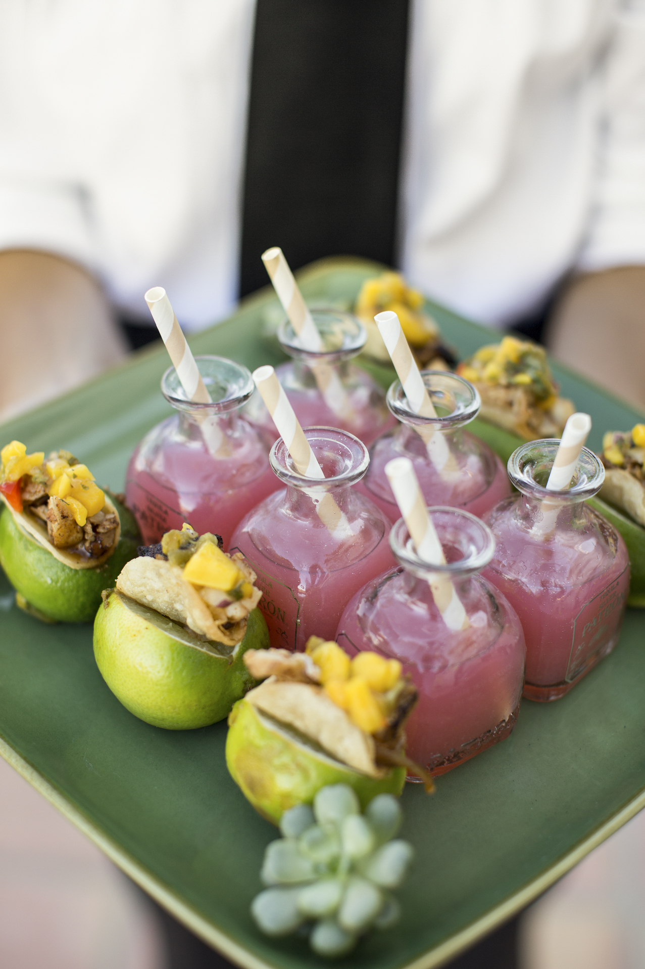 Mini Cocktail Wedding Appetizer