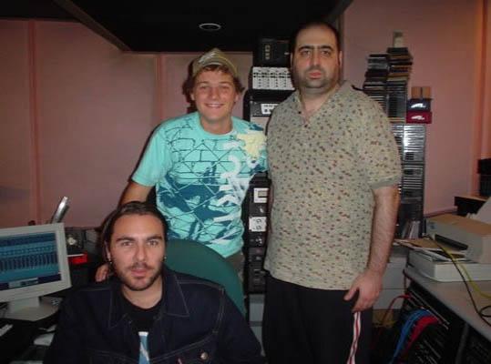 Co-writing work - with the amazing Sebastian Lorefice & Adam Calaitzis (studio engineer) Toyland Studios. Link to catalogue here: https://store.cdbaby.com/cd/sansebastian