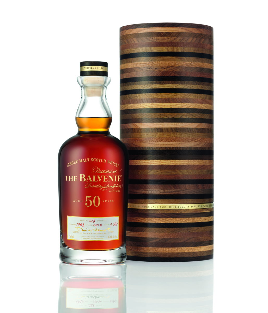Exceptionally crafted, The Balvenie 50: Marriage 0962 announces its arrival to Canada… - November 6, 2018 by Meg Sethi / The Balvenie