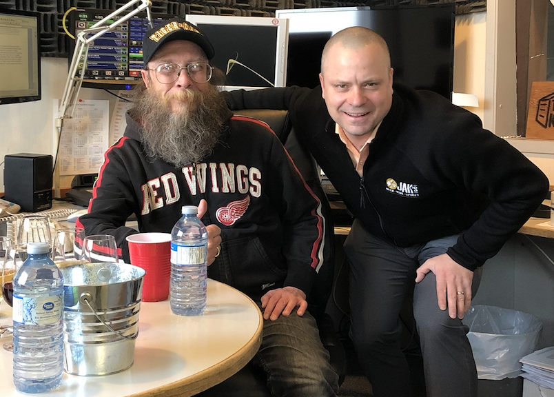 97.5 The GOAT Interview with Tim Dumas - March. 8, 2019 By Pat Matthews | 97.5 The GOAT