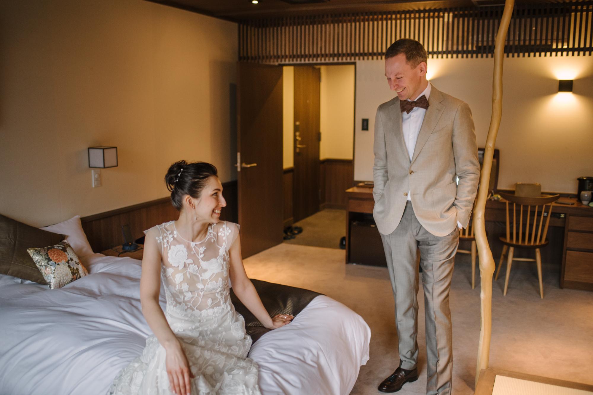 kyoto japan wedding elopement