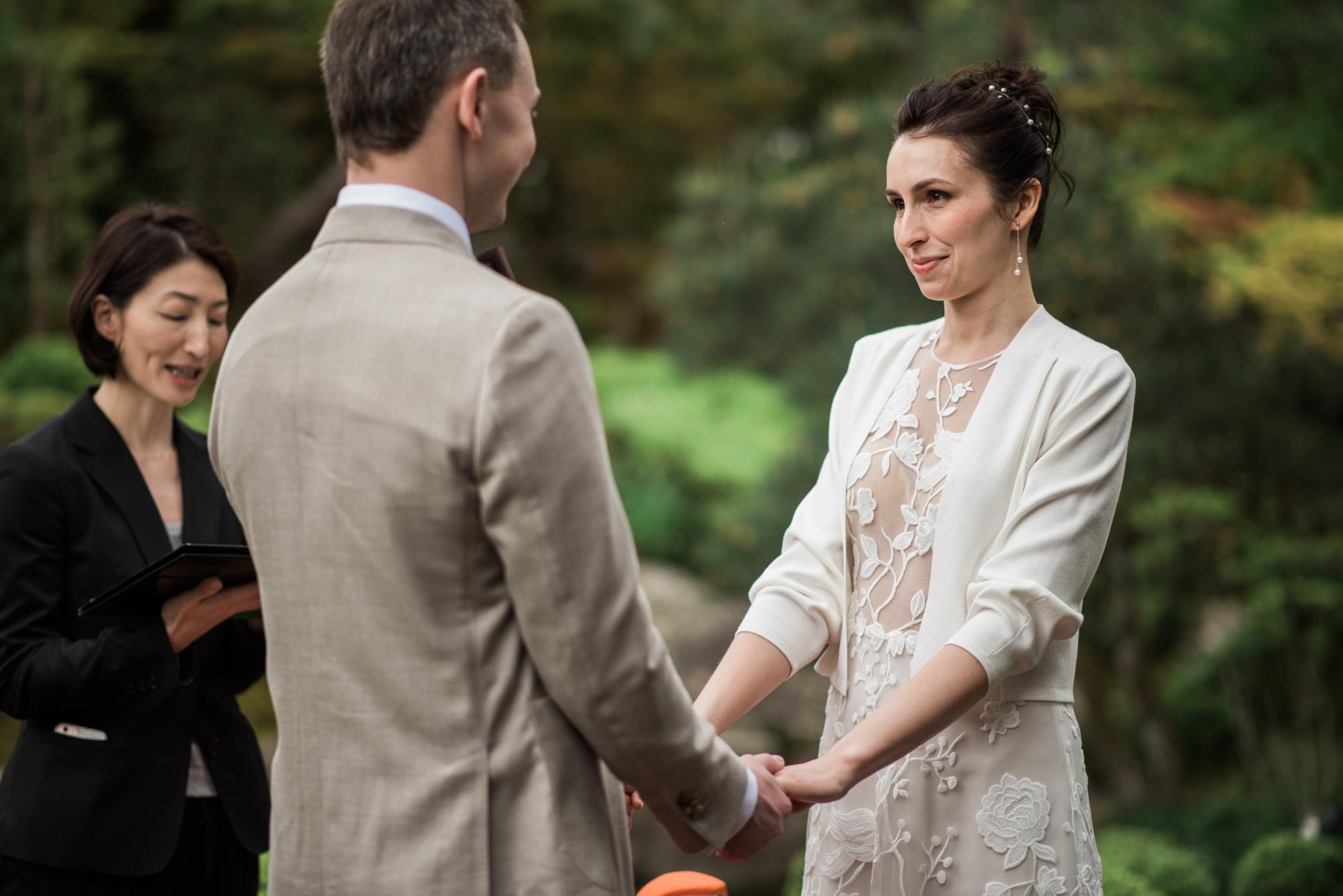 kyoto elopement wedding