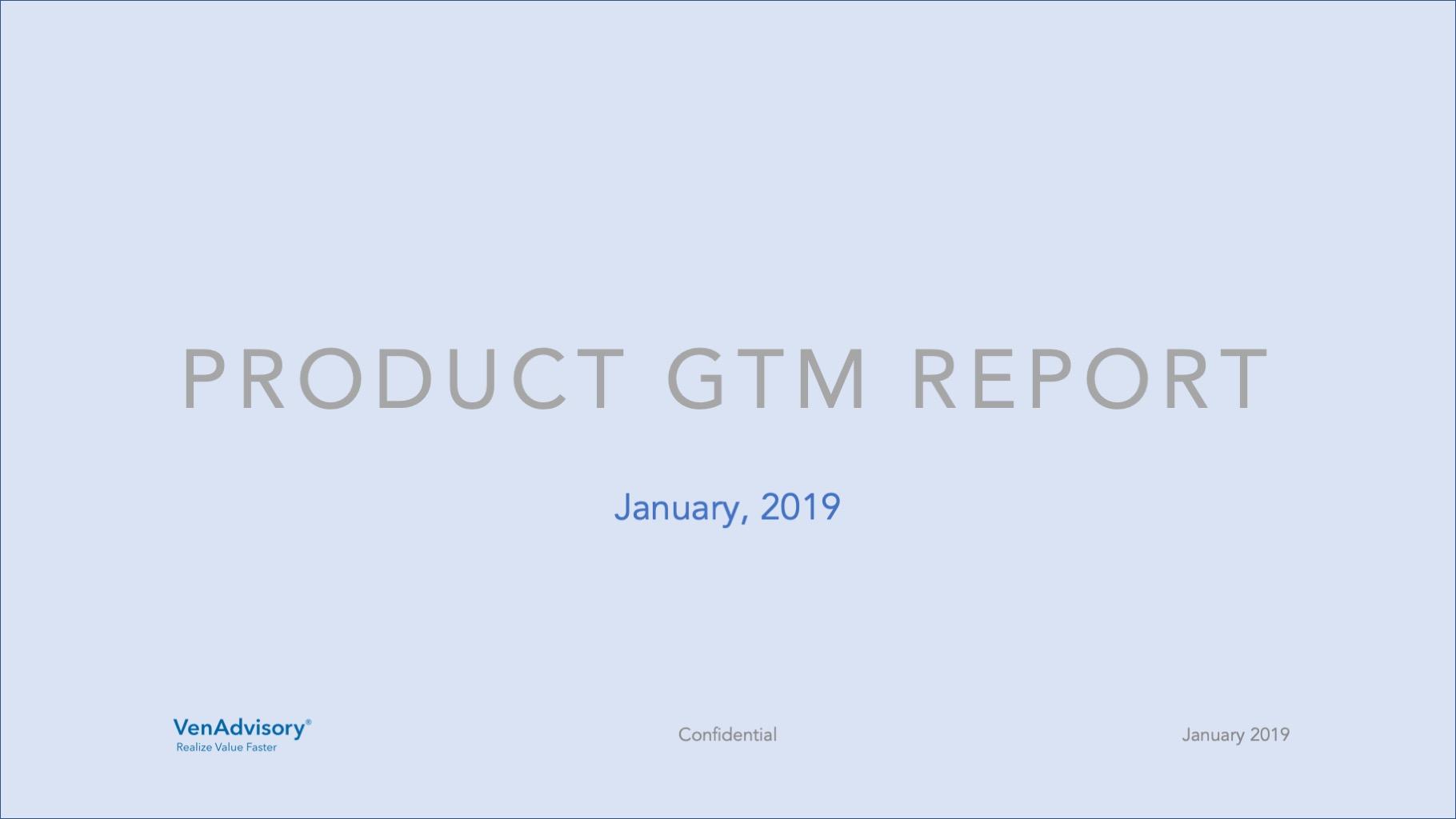 Copy of Analytics Company GTM Market Report, Jan. 2019