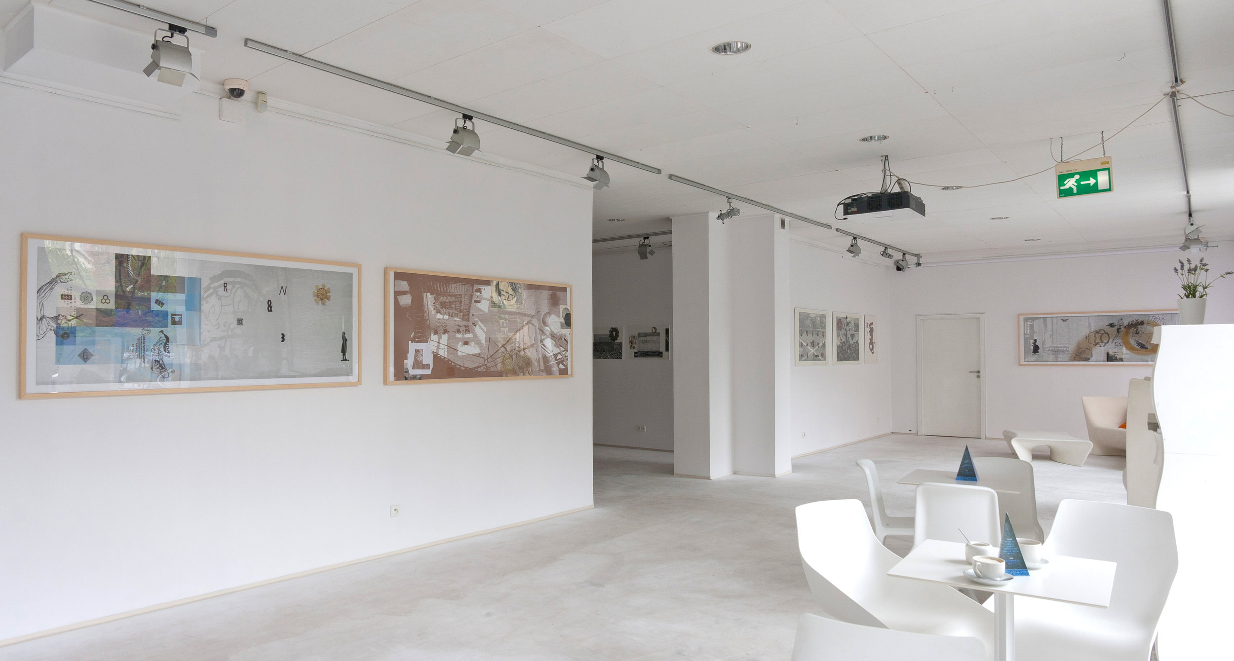Works and Days, Galeria Apteka Sztuki—Warsaw, Poland