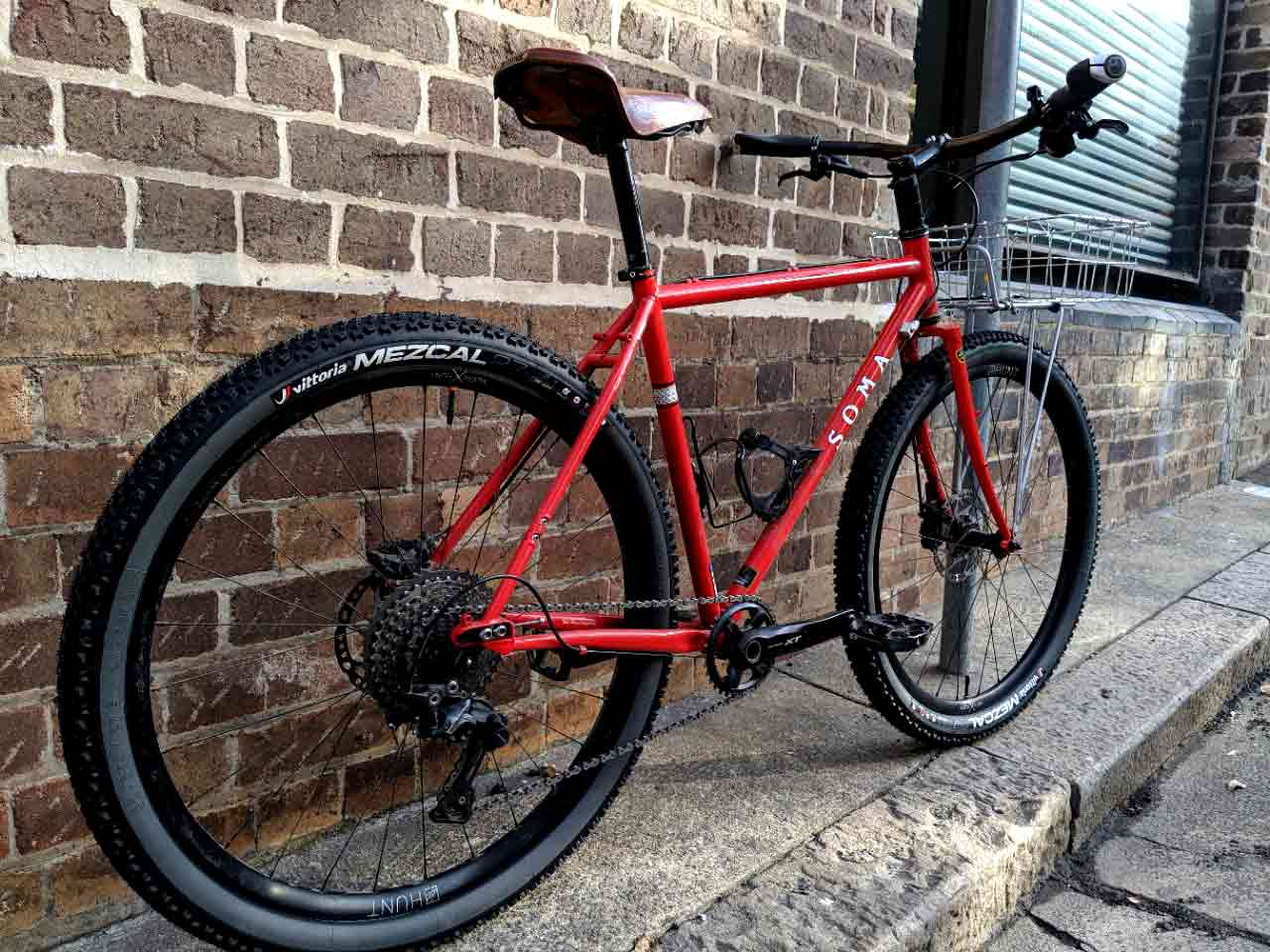 Soma Wolverine Mescal Tyre Upgrade